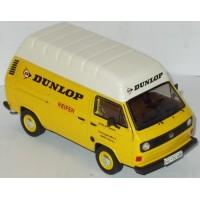 VW T3 Box Van High Roof