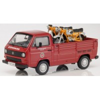 VOLKSWAGEN T3b Pick-up