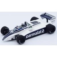 BRABHAM BT49D GP Monaco'82 #2, winner R.Patrese