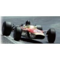 LOTUS 49 GP Spain'68 #10, winner G.Hill