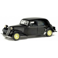 CITROËN Traction 11 CV, 1950, black