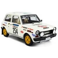AUTOBIANCHI A112 Abarth Rally ValliPiacentine'78 #254 (limited 150)