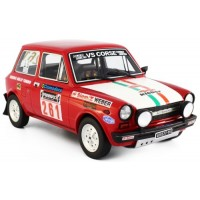 AUTOBIANCHI A112 Abarth Rally Elba'78 #281 (limited 150)