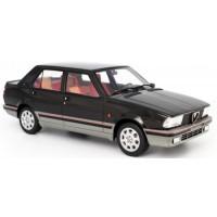 ALFA ROMEO Giulietta 2.0 Turbodelta, 1983, black (limited 500)