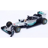 MERCEDES W06 Hybrid GP US'15 #44, winner & WorldChampion L.Hamilton