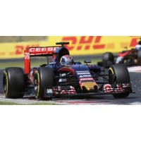 TORO ROSSO STR10 GP Hungary'15 #33, 4th M.Verstappen