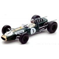 BRABHAM BT19 #3, 1966, WorldChampion J.Barbham