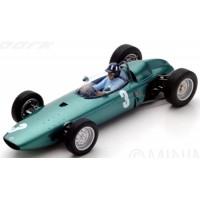 BRM P57 GP SouthAfrica'62 #3, WorldChampion G.Hill