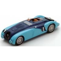 BUGATTI 57G 24h LeMans'37 #1, R.Labric / P.Veyron