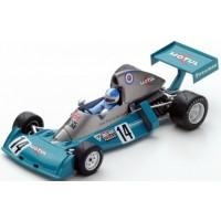 BRM P201 GP SouthAfrica'74 #14, 2nd JP.Beltoise