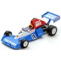 BRM P201 GP Brasil'75 #14, M.Wilds