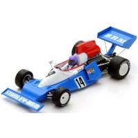 BRM P201 GP Belgium'75 #14, B.Evans