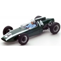 COOPER T60 GP Monaco'62 #14, winner B.McLaren