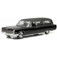CADILLAC S&S Limousine, 1966, black