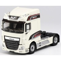 DAF XF Euro 6 Space Cab, 2015, white