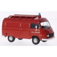 HANOMAG F25 Box Van