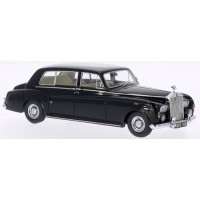 ROLLS ROYCE Phantom VI EWB, 1968, black