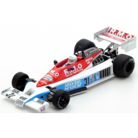 MARTINI Mk23 GP Netherlands'78 #31, R.Arnoux