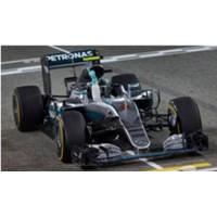 MERCEDES F1 W07 Hybrid GP Australia'16 #6, winner N.Rosberg