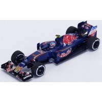 TORO ROSSO STR11 #33, M.Verstappen