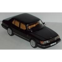 SAAB 900i, 1987, black (limited 504)