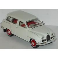 SAAB 95, 1961, white (limited 504)