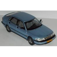 SAAB 900 V6, 1994, met.l.blue (limited 504)