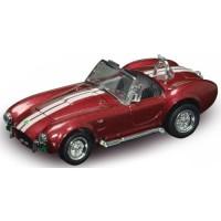 SHELBY Cobra 427 S/C, 1964, red/white stripes