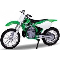 KAWASAKI KX 250, 2002, green