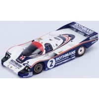 PORSCHE 956 LeMans'82 #2, 2nd J.Mass / V.Schuppan