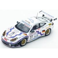 PORSCHE 996 GT3 RS LeMans'00 #77, 7th R.Dumas / G.Jeanette / P.Haezebrouck