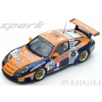 PORSCHE 996 GT3 RS LeMans'01 #75, 9th T.Perrier / M.Neugarten / N.Smith