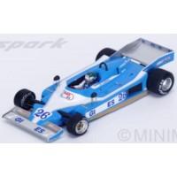 LIGIER JS9 GP Monaco'78 #26, J.Laffite