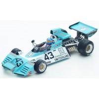 BRABHAM BT42 GP Belgium'74 #43, G.Larrousse