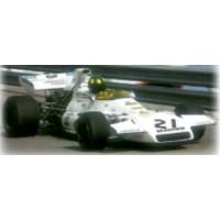 BRABHAM BT33 GP Monaco'72 #21, W.Fittipaldi
