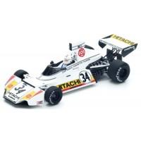 BRABHAM BT42 GP Belgium'74 #34, T.Pilette