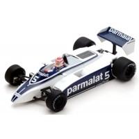 BRABHAM BT49 GP LongBeach'80 #5, winner N.Piquet