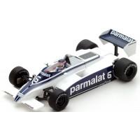 BRABHAM BT49 GP Argentina'80 #6, 7th R.Zunino