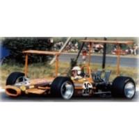 LOTUS 49 GP SouthAfrica'69 #16, J.Love