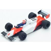 McLAREN MP4-1C GP LongBeach'83 #8, 2nd N.Lauda