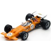 McLAREN M14A GP Spain'70 #11, 2nd B.McLaren