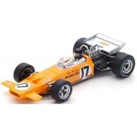 McLAREN M14A GP France'70 #17, 6th D.Gurney
