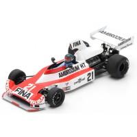 WILLIAMS FW04 GP Germany'75 #21, 2nd J.Laffite