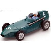 VANWALL VW57 GP Belgium'58 #6, 3rd S.LewisEvans