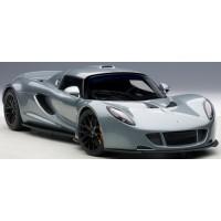 HENNESSEY Venom GT Spyder, silvergrey