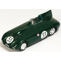 BRISTOL 450C LeMans'55 #33, 8th Keen / Line