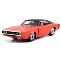 DODGE Charger R/T, 1970, orange