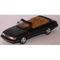 SAAB 900 Cabriolet, 1991, black (limited 600)
