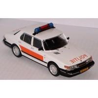 SAAB 900i Culemborg Police (NL), 1987 (limited 504)