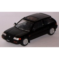 HONDA Civic, 1987, black (limited 1008)